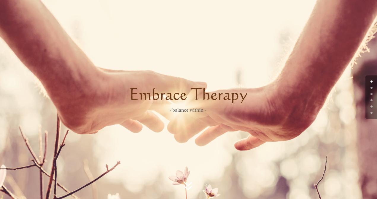 Hemsida Embrace Therapy